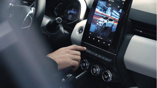 Renault CAPTUR - Oplaadbare MULTI-SENSE hybride SUV