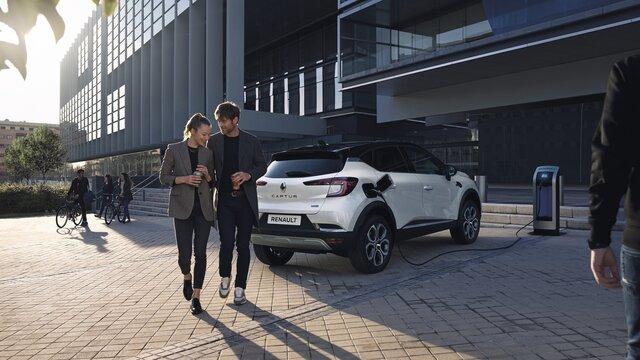 Renault CAPTUR Plug-in - MY Renault