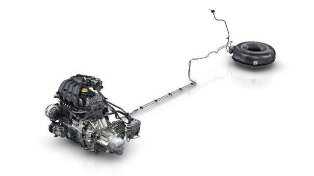 Renault LPG-Technologie