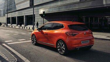Renault Clio face arrière