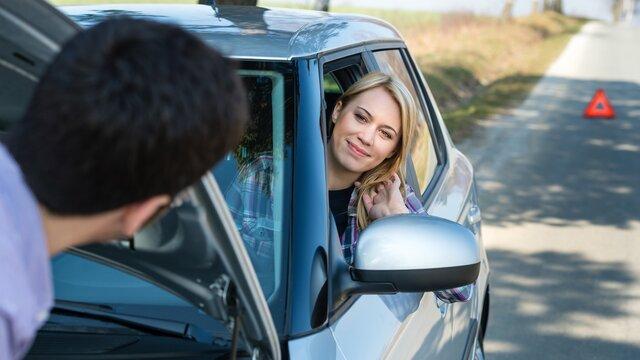 Financiële verzekering voor wagens - Renault