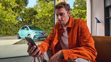 smart charge Renault E-Tech