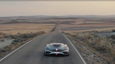Renault Sport Automobile - السيارة المبتكرة TREZOR