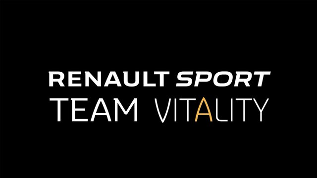 Tím Renault eSport Team Vitality