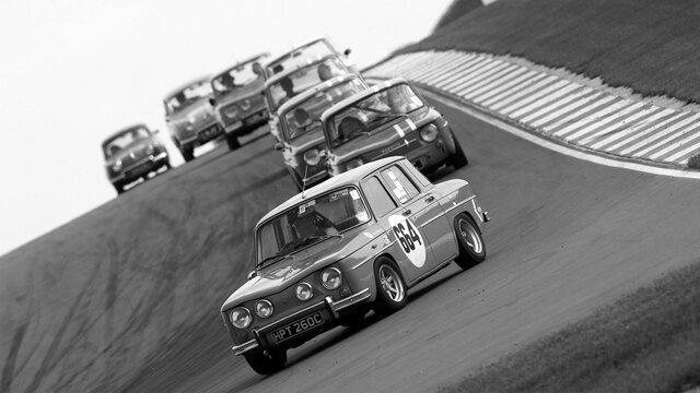 Renault Sport - Renault Gordini auf der Strecke