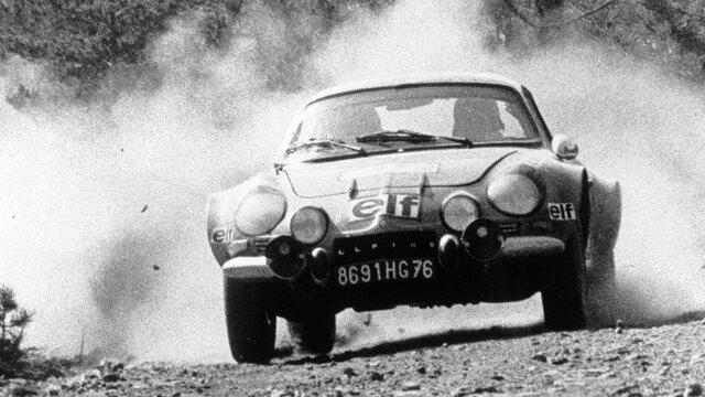 Renault Sport - Alpine A110