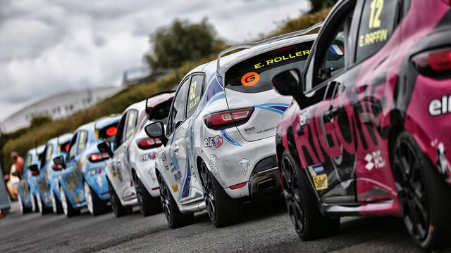 Renault CLIO Cup