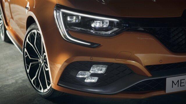 Tehnologie Renault Sport: R.S. Vision