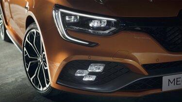 Технологията на Renault Sport: R.S. Vision
