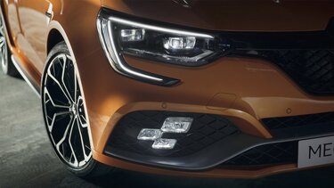 Renault Sport technologie : R.S. Vision