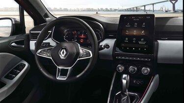 Innenraum – Renault Clio