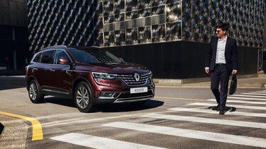Зовнішній вигляд - Renault Koleos