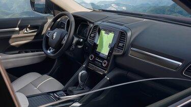 Інтер'єр - Renault KOLEOS