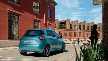 Så kraftfull är elmotorn i Renault ZOE