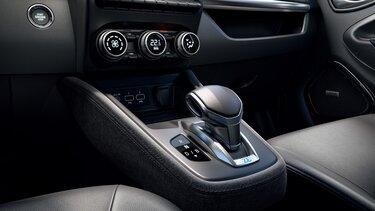 Habitacle, levier de vitesses – Renault Zoe
