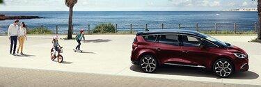 Renault Grand Scenic extérieur profil