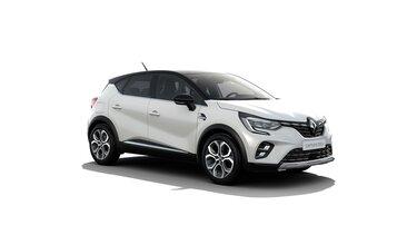 Nuova Renault CLIO Hybrid business