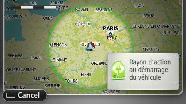 kaartupdates - Renault EASYCONNECT