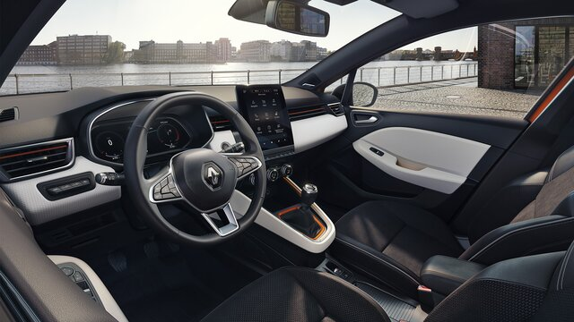 Multimedia system - Renault Easy Connect