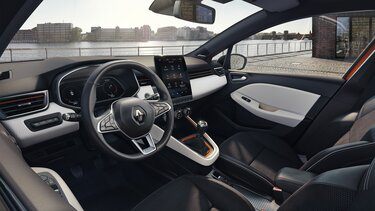System multimedialny - Renault CONNECT
