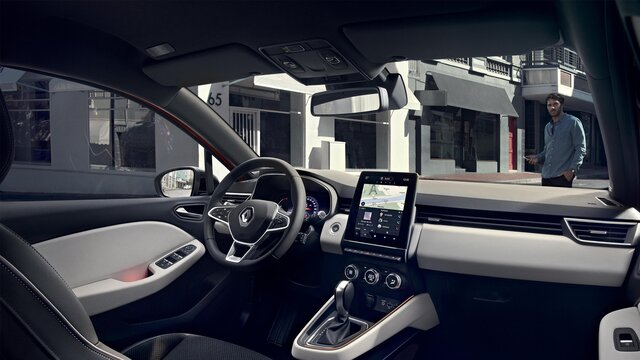 Navigatiesysteem - Renault Easy Connect