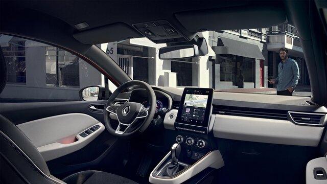 Navigation system - Renault Easy Connect