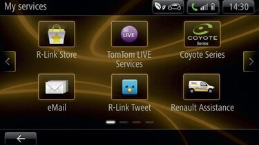 R-LINK - Renault Easy Connect