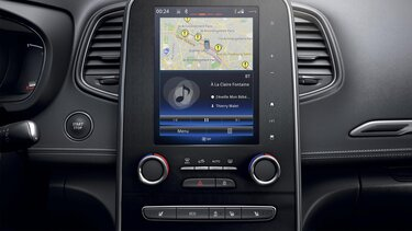 Apple CarPlay™ für Media Nav Evolution*