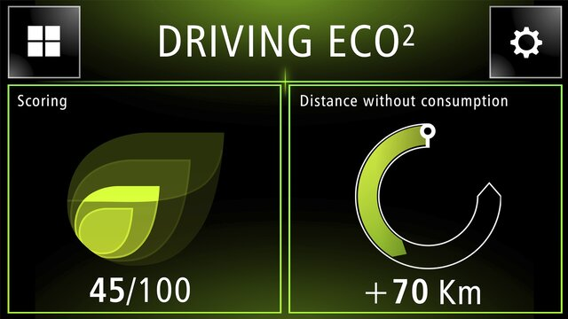 Start eco-driving!