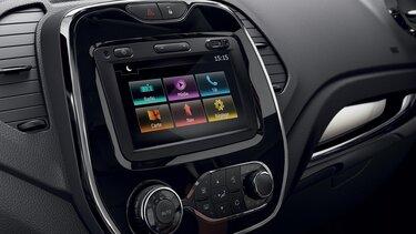 Renault Media Nav Evolution Display