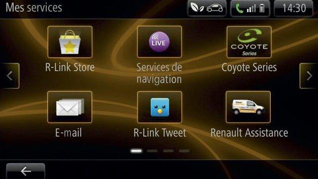 R-LINK Managing content