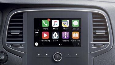 Apple CarPlay™ pentru R-LINK 2*