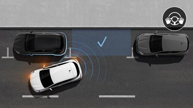EasyPark Assist - Renault EASYDRIVE