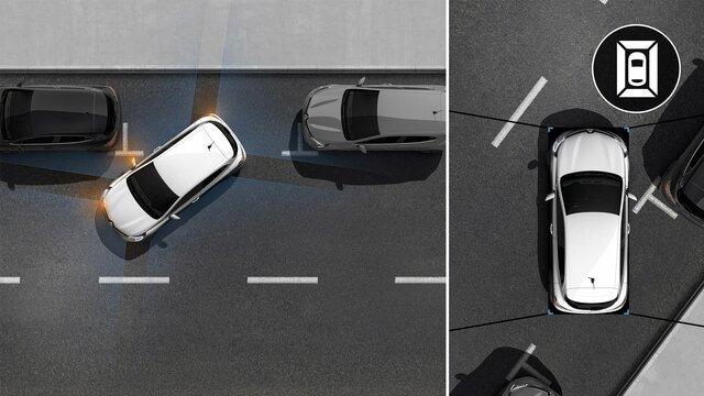 360° camera - Renault EASYDRIVE