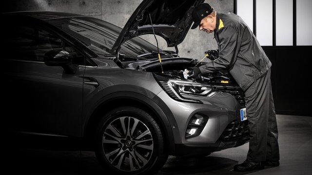 Renault - Extension de garantie