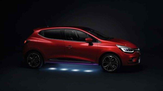 Renault - CLIO - Akcesoria