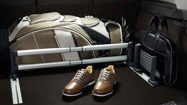 Renault ESPACE - Gepäcksicherungssystem