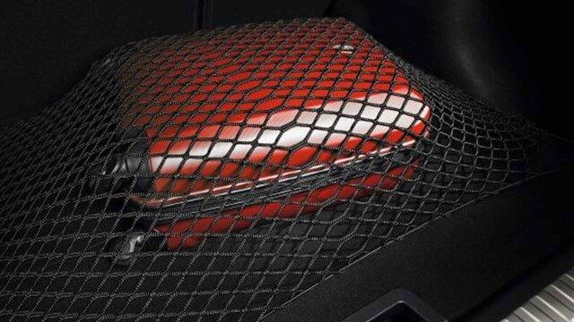 Renault KADJAR - Csomagrögzítő háló
