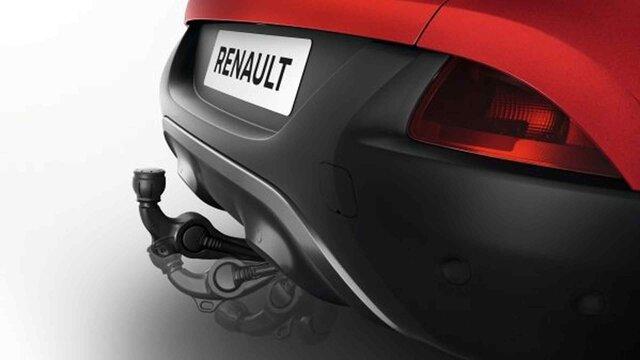 Renault KADJAR – Einklappbare Anhängerkupplung