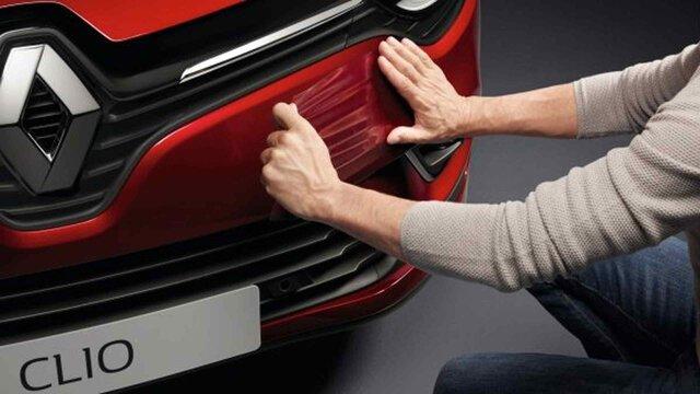 Renault CLIO – Schutzfilm