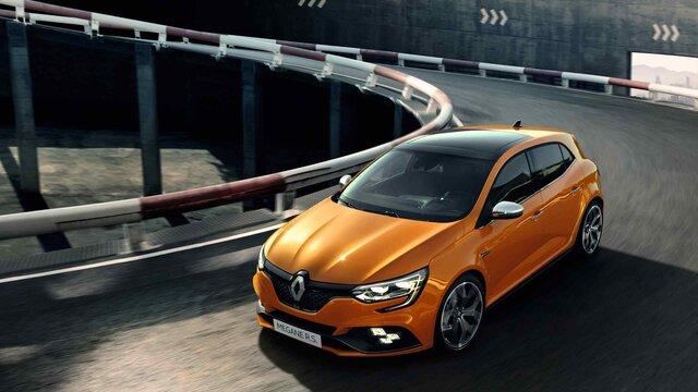 Renault - MEGANE R.S. - Accessories