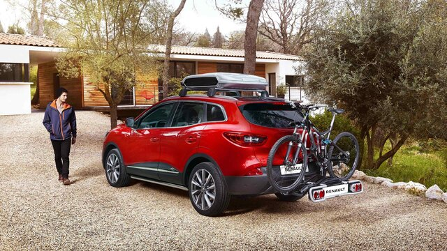 Renault - KADJAR - Tartozékok