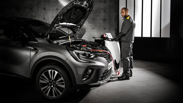 Renault Service - Airconditioning