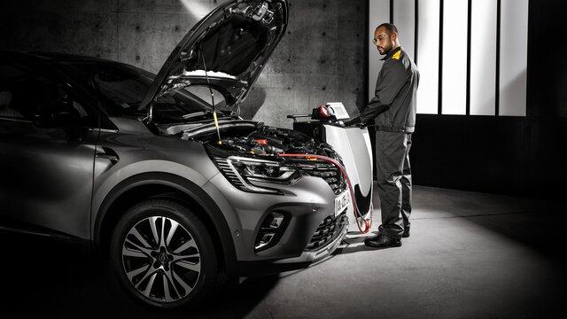 Serwis Renault - Klimatyzacja