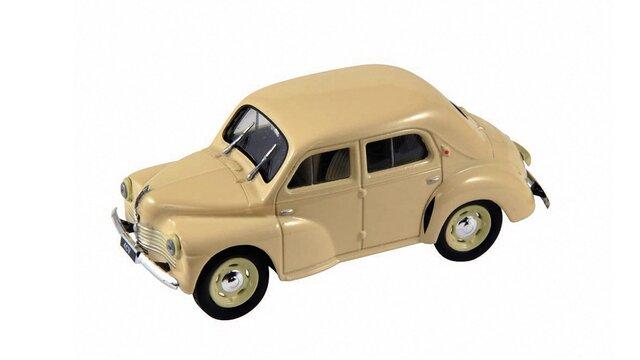 Renault 4CV Modellauto