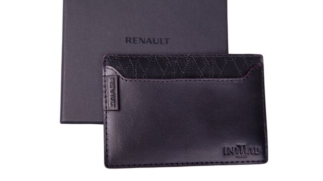 Renault Boutique - porte-cartes