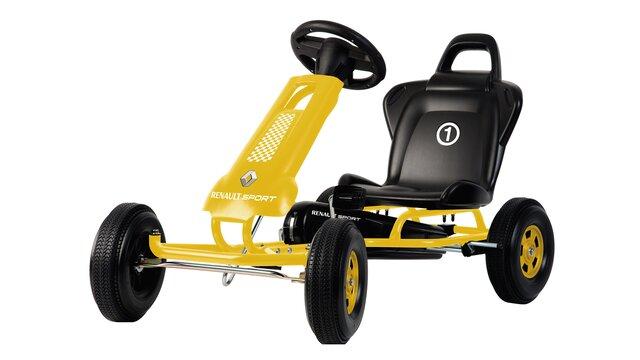 Renault boutique - kart sport