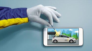Renault Mobility - Renault-auto's huren
