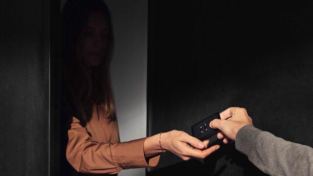 Sleutelkaart van Renault