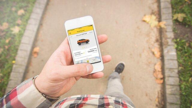 Campanie de rechemare Renault